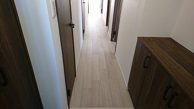 西船橋マンション③ 玄関廊下
