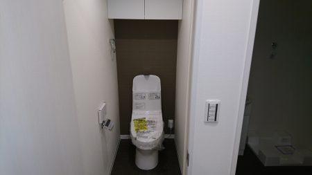 船橋市前原西マンション③洋室・トイレ