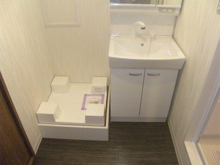 船橋市前原西マンション⑤バスルーム・洗面室