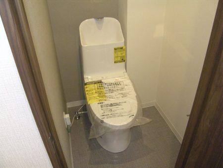 市川市マンション④トイレ