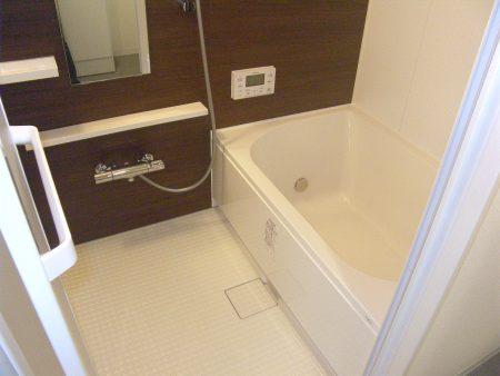 市川市マンション③浴室